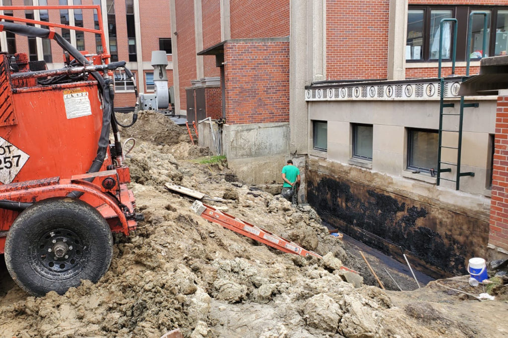 building restoration companies