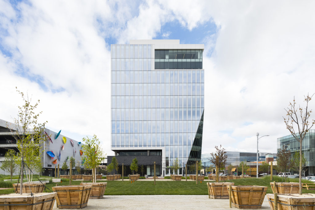 HDR new facility Omaha NE
